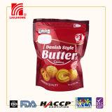 De onlangs Rode Europese Koekjes van de Crackers van de Koekjes van de Vormen van de Verpakking van de Zak Geassorteerde