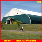 Tenda 18m 36m del blocco per grafici curva tenda di sport esterni della corte di tennis forte
