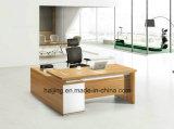 호두 현대 사무실 행정상 책상, 반환 책상을%s 가진 사무실 매니저 테이블