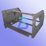 A fabricação de metal parte a maquinaria da agricultura