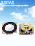 40 * 40mm 4ohm 2-3W Speaker RoHS Wire