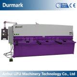 Machine de découpage de tonte hydraulique de machine \ plaque de tôle de faisceau d'oscillation de commande numérique par ordinateur de QC12k