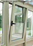Finestra interna della stoffa per tendine di apertura della stoffa per tendine/finestra e portello