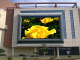 P4.81, P5.95, Mietvideowand P6.25 farbenreiche bekanntmachende LED-Bildschirmanzeige für Innen- oder im Freien (500*500mm/500*1000mm Vorstand)