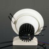 7W 9W LED Downlight ha messo con SAA, Ce, contabilità elettromagnetica, LVD, certificazione di RoHS