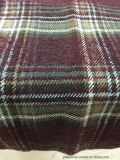 Stock тип Кореи проверки ткани шерстей
