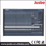 Jusbe MD24/14fxの専門の段階のサウンド・システム24チャネルDJ音楽ミキサーYAMAHA様式の混合コンソール