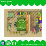 Da série temático da casa de árvore do pirata do divertimento campo de jogos interno do parque de diversões