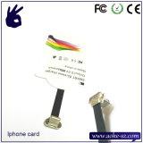 Приемник заряжателя Qi разрешения Ti беспроволочный для цепи etc. ежевики Samsung Huawei LG HTC iPhone