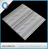 do painel médio do PVC do sulco de 200mm Ghana painel de parede normal do teto do PVC da impressão