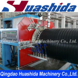Skrg 1200 HDPE Large Caliber Wastewater / Plastic Pipe Machine