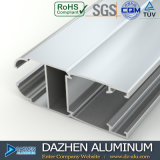 Profil de l'aluminium 6063 de série du Ghana pour le profil de porte de guichet