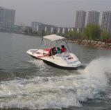 4 barca di passeggero di velocità delle sedi FRP con il motore esterno