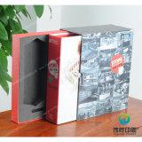Caixa de empacotamento da impressão de papel de luxe com a EVA para folhetos