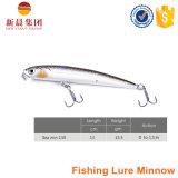 Appui de pêche à la minnow en plastique ABS