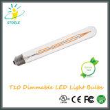 Lampadine tubolari di energia della lampadina del filamento di Stoele T30 LED