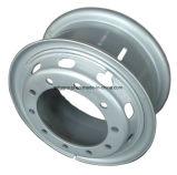 borde 22.5X11.25/rueda de acero sin tubo para TBR