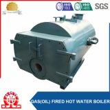Caldaia a vapore infornata diesel di pressione bassa per industria
