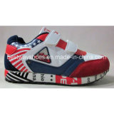 Цветастые ботинки детей для мальчиков