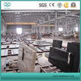 Countertops кухни верхней части тщеты гранита Hebei черные