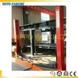 3500kgs Lanuch Même conception Baseplate Two Post Car Lift