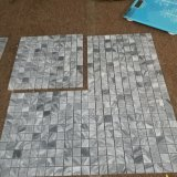 [بويلدينغ متريل] مطبخ وغرفة حمّام رخاميّة جدار قرميد