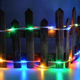 Solari alimentati 33 FT 100 di bianco freddo LED impermeabilizzano l'indicatore luminoso collegato tubo del mezzo sommergibile dell'indicatore luminoso 33FT della corda della stringa