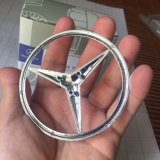 Emblema de la parte posterior del tronco del cromo de la clase C300 del ABS C para el Benz de Mercedes