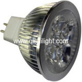 Projecteur LED MR16 3X1w (QC-MR16 3X1W-S8)