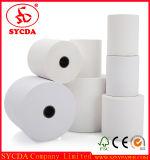 Papel termal 57mm*40m m del producto superior de la venta en China