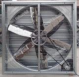 Feuille galvanisée Ventilateur d'échappement industriel à commande électrique 1380mm / 54 ''