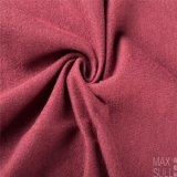 Tessuto di colore rosso cotone/delle lane
