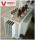 Transformateur d'alimentation électrique immergé dans l'huile de Transformer/S11-M 10kv