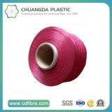 Filet de polypropylène FDY FDY 1200d / 100f sans fil pour la couture du fil