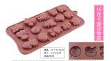 堅くか柔らかいキャンデーおよびクッキーのための動物の形DIY型
