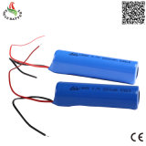 Nachladbare 3.7V 600mAh Handy Lithium-Ionbatterie