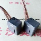Escova de carbono CM3H do metal para o aço/metalurgia/cimento/planta de mina