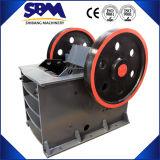 Sbmの高品質PE750*900完全な石造りの顎粉砕機装置