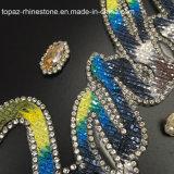 2017 [أبّليقوس] [رهينستون] [بنلي] تركيب/زيّ [هوتفيإكس] رقعة تركيب بلّوريّة لأنّ [بغس/] قبّعة/لباس داخليّ ([تب-بنلي])