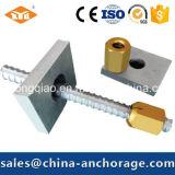 Écrou hexagonal sphérique pour barre acier haute résistance