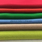 Ткань Greige ткани шерстей стороны двойника Twill щетки
