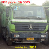 Beiben는 3.5 톤 트럭을 사용했다