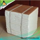 Module inférieur de fibre en céramique de conduction thermique