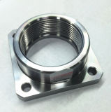 CNC Machining Parts voor Benzinestation Petrol Line Fitting