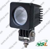 Le plus nouveau 10W CREE DEL Work Light 4X4 Fog Lamp pour Truck Offroad