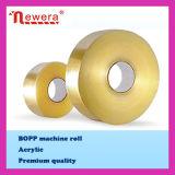 roulis de machine de ruban adhésif de 48mm*1800m ou de 1000m BOPP