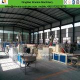 Linha de produção de rosqueamento boa máquina da tubulação da drenagem do PVC C-PVC U-PVC