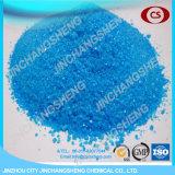 Pentahydrate de sulfate de cuivre de pente d'électron de 98%