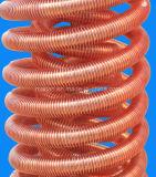 Подогреватель воздуха пробки горячего ребра сбывания C12200 спиральный
