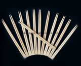 Palillos de bambú del sushi disponible respetuoso del medio ambiente de Changsha